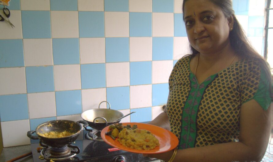 Food story from a food blogger – Nithya Ravi