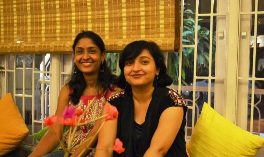 Bitten by the entrepreneur bug- Prateeti & Archana – Art Blend Cafe mums