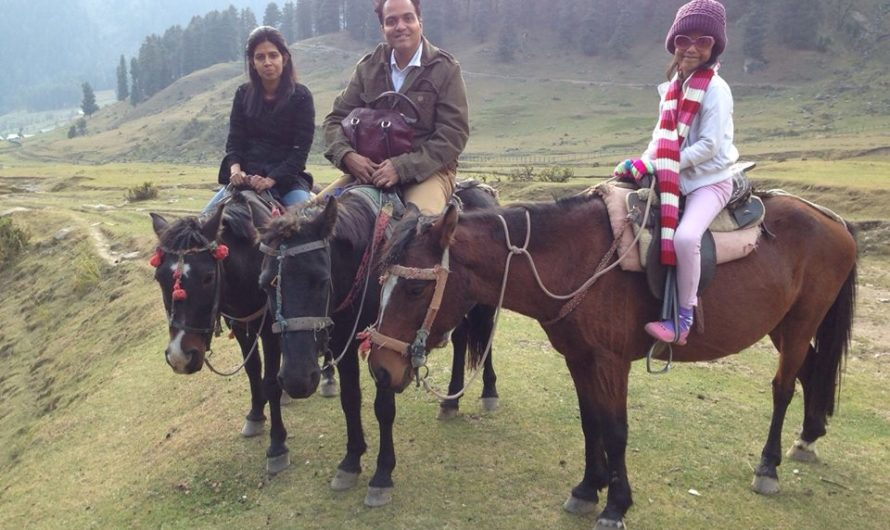 A memorable trip to Kashmir – Priya Shetty