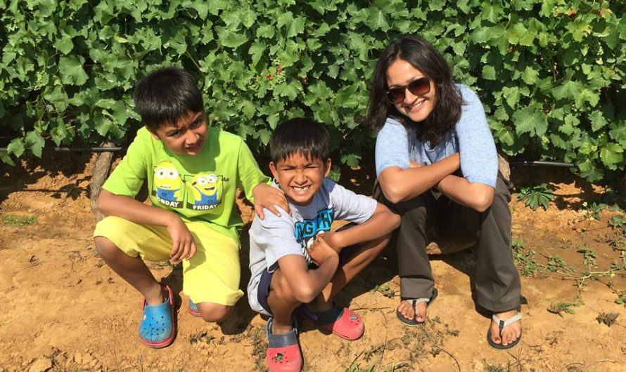 Anjana Menon on her twin children and Stellar Children's Museum