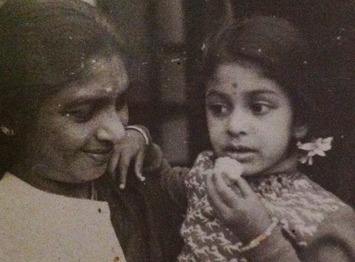 Madhu Nataraj Kiran on her mother the iconic Maya Rao