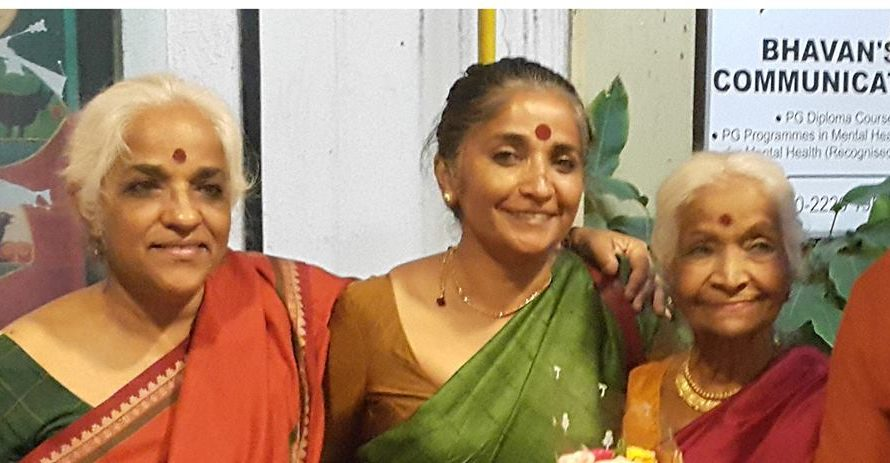 Maya Krishna Rao on her mother Bhanumati Rao
