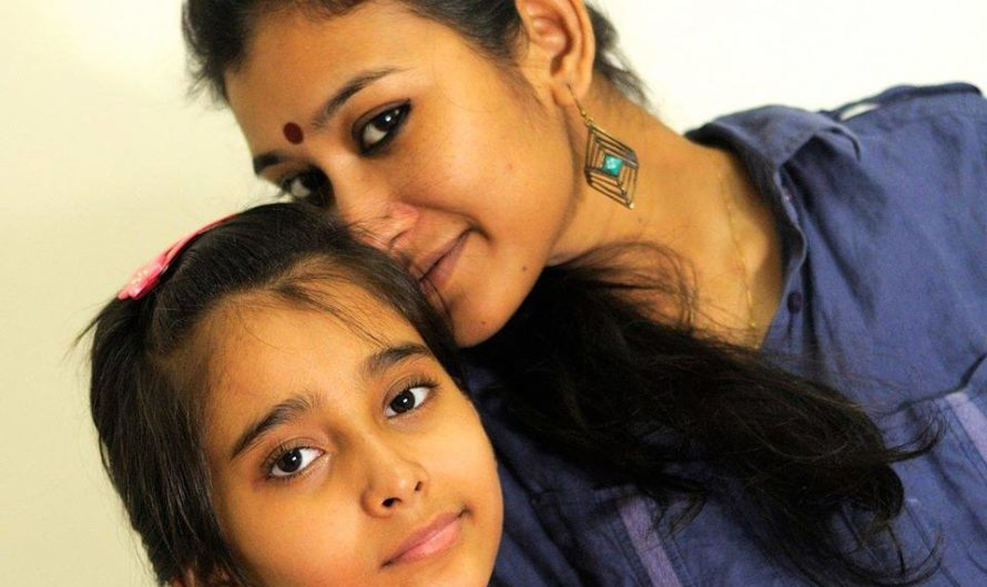 Monali Bharadwaj – A fighter, a mum and strong soul