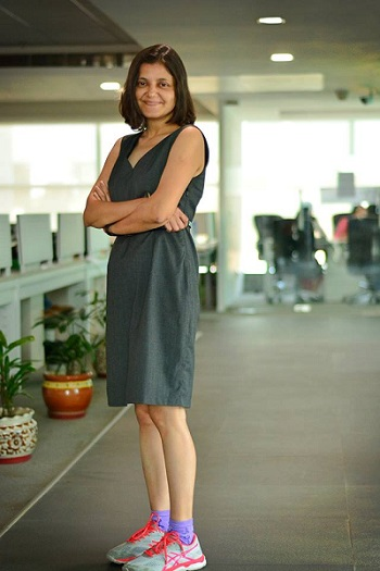 Sairee Chahal on being a fierce entrepreneur and a mum