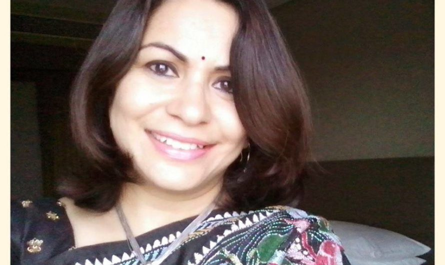 The inspiring Shefali Vaidya and triple impressions