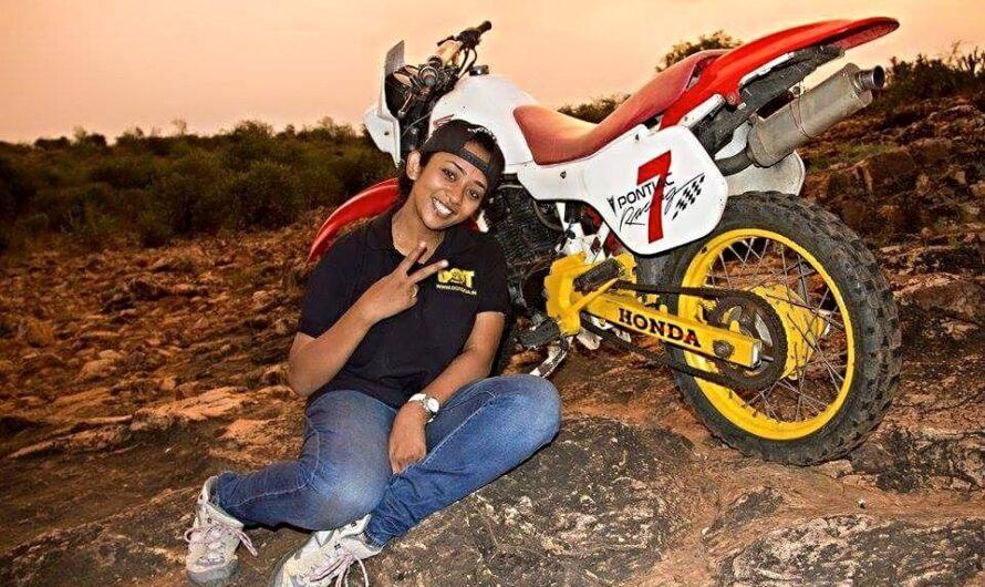 Shirin Shaikh- mum, biker and more in life