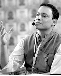 Ameen Haque – the master storyteller shares his journey