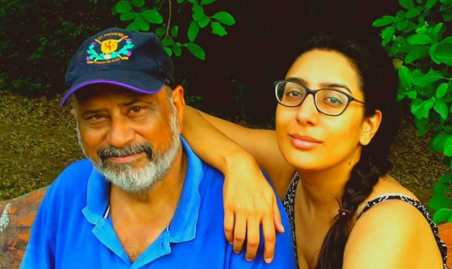 Antra Bhargava on her dad- Father's day special story