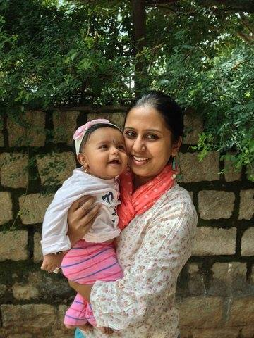 Divya on motherhood and the right books for kids
