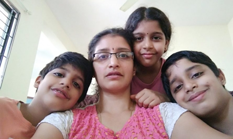 Kavita Gopal on home schooling her kids
