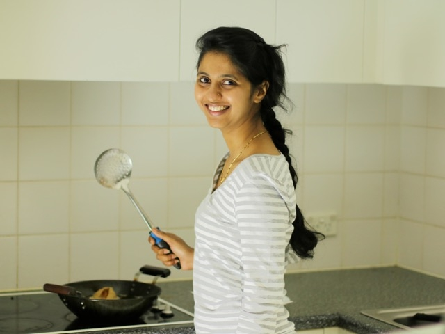 Archana from Hebbars Kitchen
