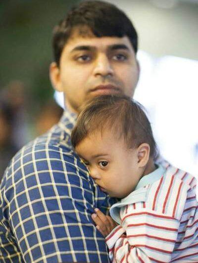Aditya Tiwari on being a father to an inspiring soul