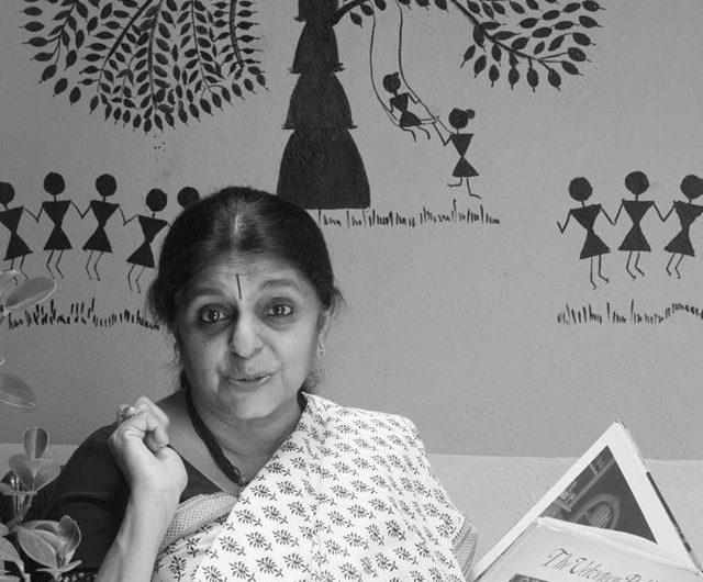 A story by a storyteller mum – Geeta Ramanujam
