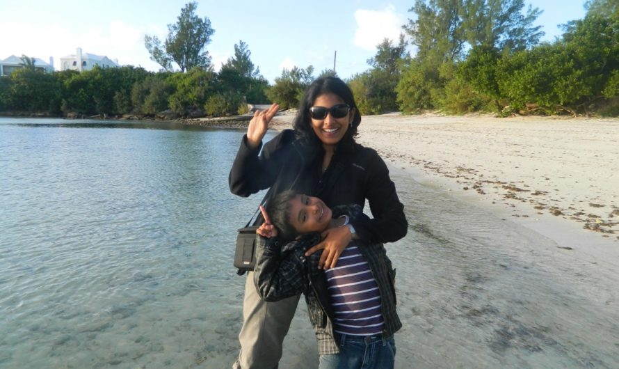 Malini Gowrishankar on travel and motherhood