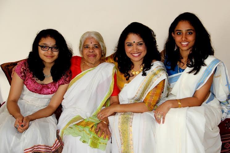 Babita Jaishankar on Onam celebrations – Past and present