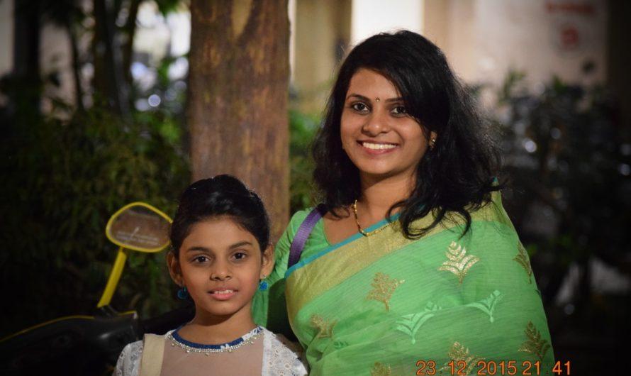 Gayatri Aptekar talking of depression, suicide prevention and positive parenting