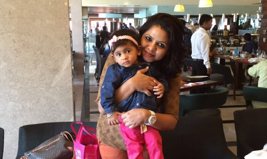 Priyam Bortamuli on her Maa and being a mum