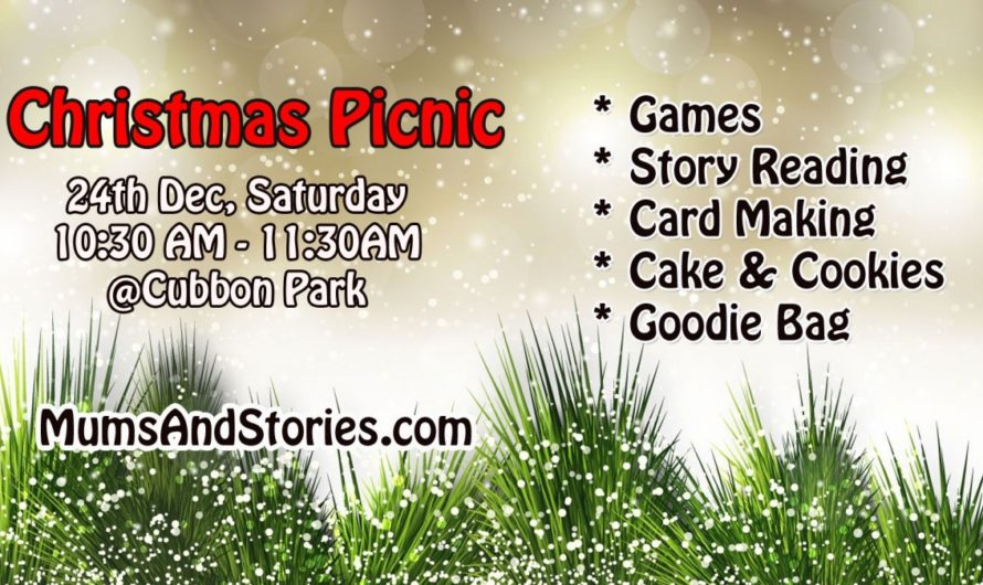 Christmas Picnic for Kids