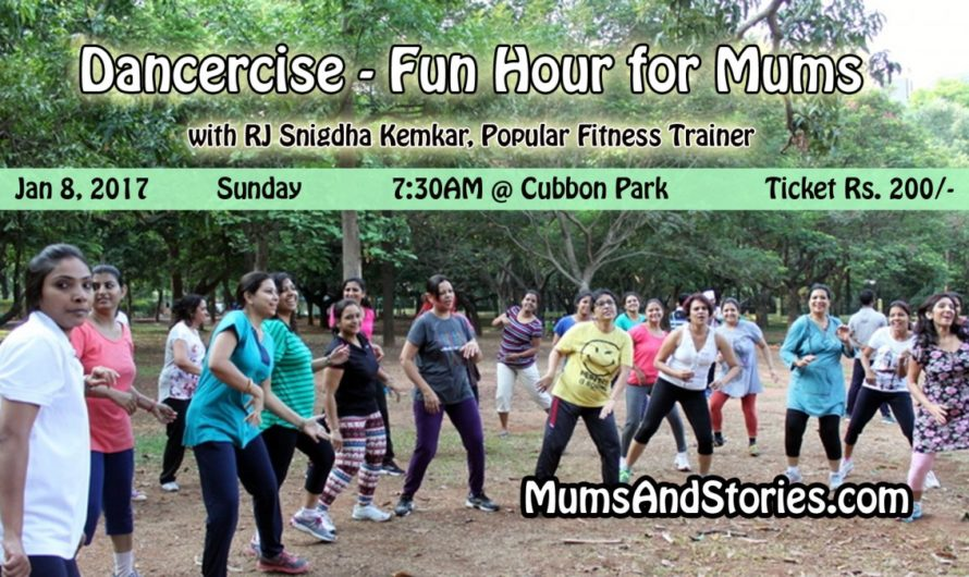 Dancercise -Fun Hour for Mums