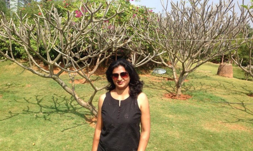 Vasavi Reddy on being a mum to three and stay at home dilemmas