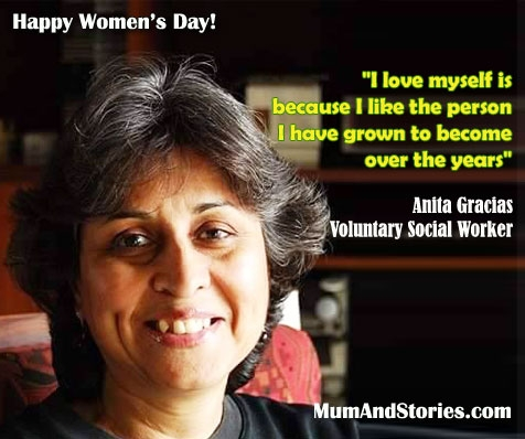Anita Gracias – Women's day special series