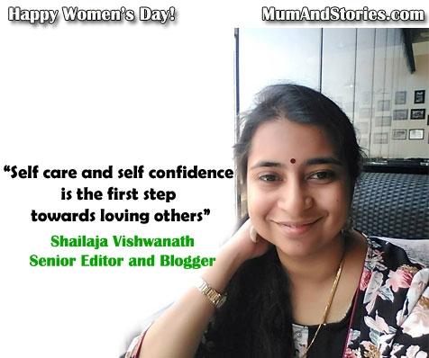 Shailaja Vishwanath -Women's Day special series
