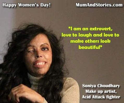 Soniya Choudhary- Women's Day special series