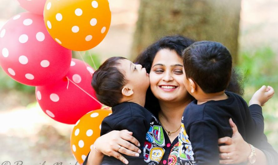 Kajal Shah on being a mum to twins of a different kind