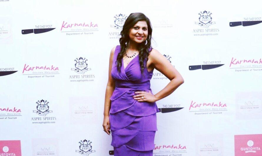 Sneha Chandrashekar on chef post and entrepreneurship