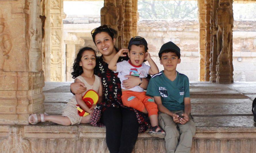 Akila Subramanian on taking up food blogging
