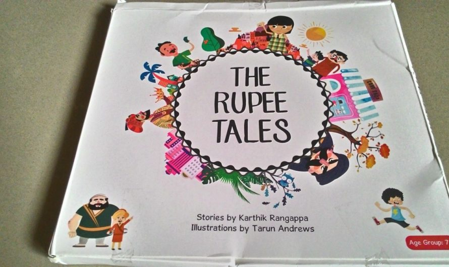 Rupee Tales initiating conversations on money for kids
