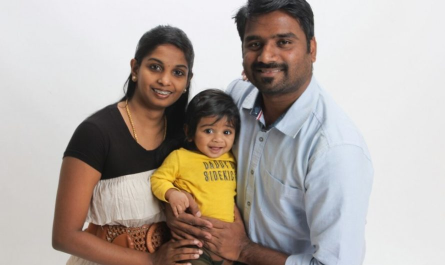 Sumathi Ponniah on being a A-Z mum