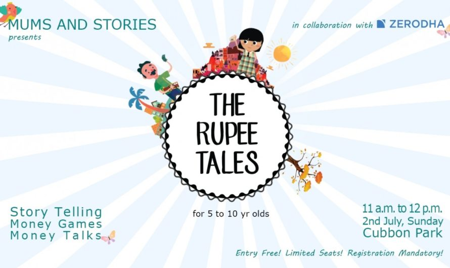 Rupee Tales by Mums and Stories with Zerodha