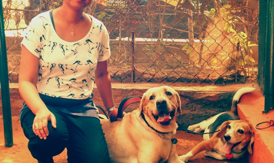 Antorleena Bhaumik on being an unabashedly proud pet parent
