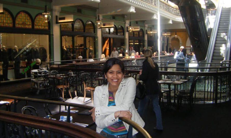 Kanupriya Agarwal on Pregnancy Diaries