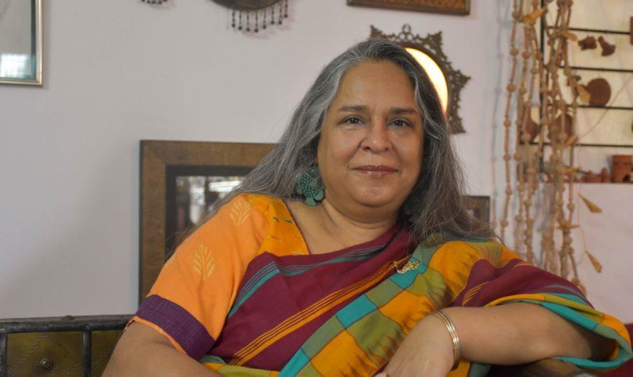 Manjul Madampath Menon starting BEAD thanks to her daughter