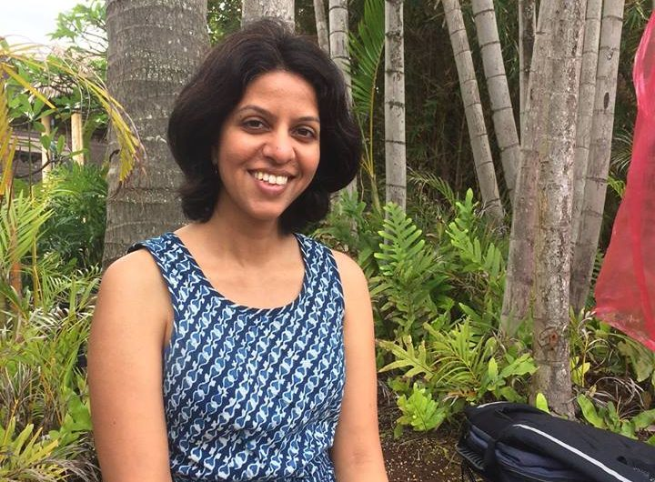 Shruthi Rao on winning stammering through Manya learns to roar