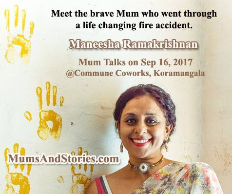 Maneesha Ramakrishnan on Mum Talks