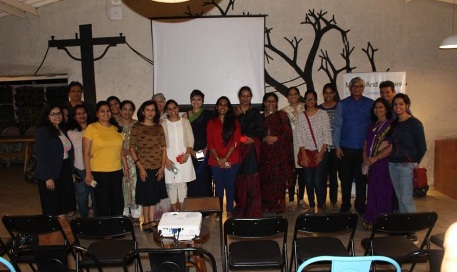A wrap on multiple initiatives -Mums and Stories