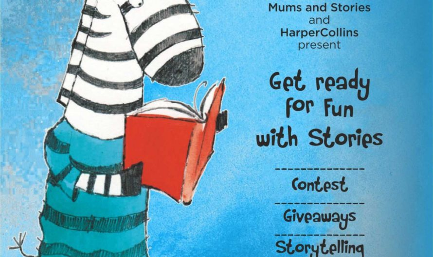 Fun with Stories by Mums and Stories with HarperCollins India