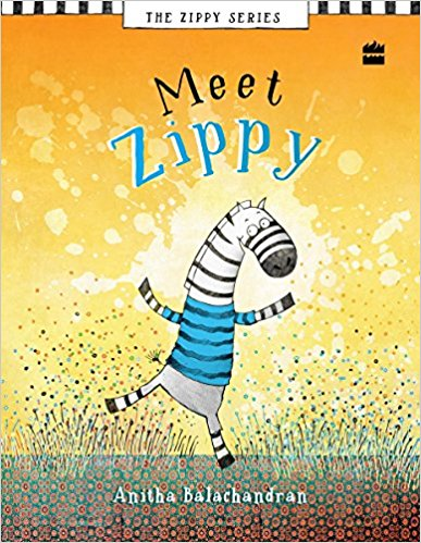 Book Reviews on Meet Zippy and Activity Book