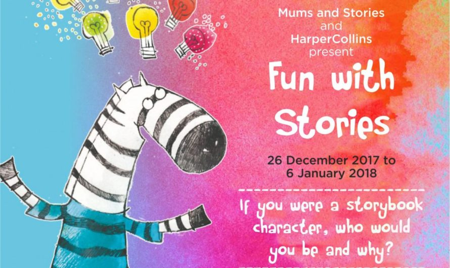 Contest alert Fun with Stories with Mums and Stories and HarperCollins