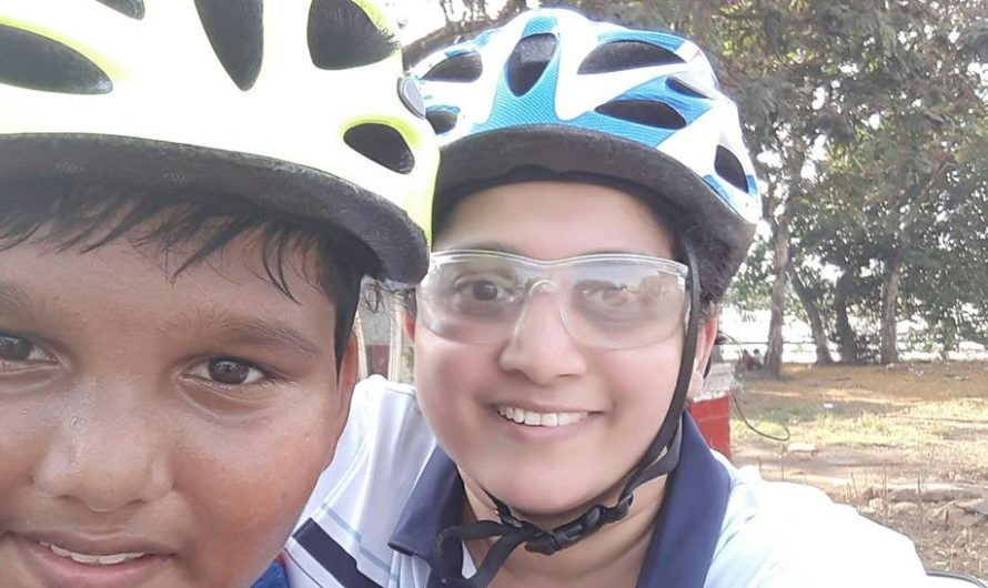 Lina David on cycling that can be a strengthening bond