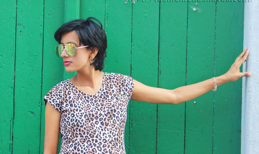Bhushavali on motherhood, travel and recycling fashion