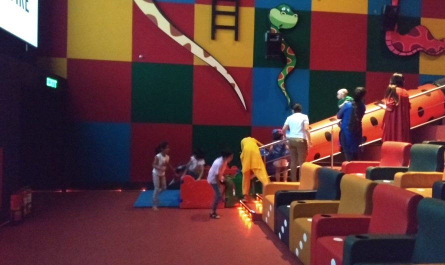 Review of Playhouse in Bangalore, Vega City, Bannerghatta Road
