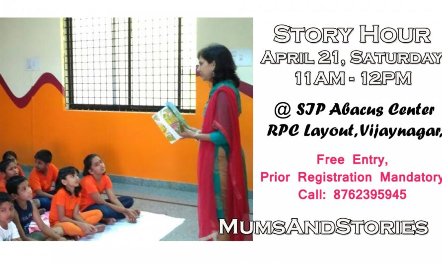 Story hour by Mums and Stories