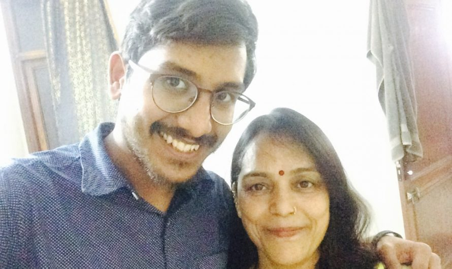 Savita Gupta on Mums and Stories -A tribute by her kids