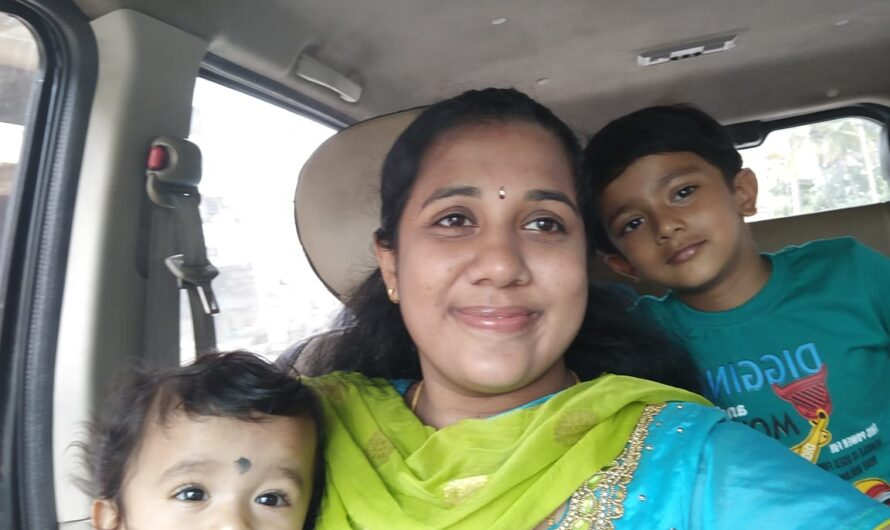 Navitha Reddy a mum talks on her life after Ectopic pregnancy