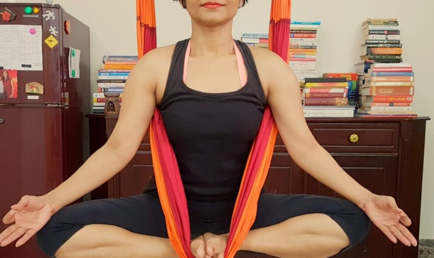Aparna Pathak on 'Yoga and You' on Mums and Stories