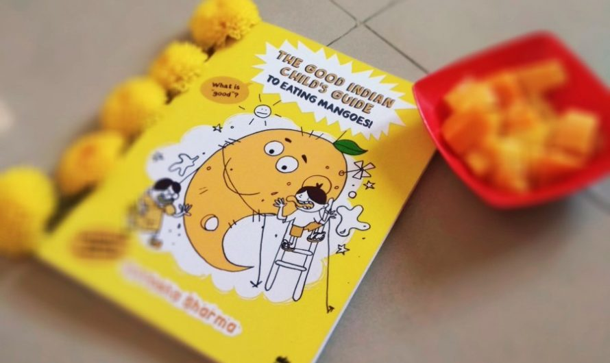 Book review of The Good Indian child's guide to eating mangoes